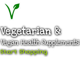 Vegetarian and Vegan health Supplements
