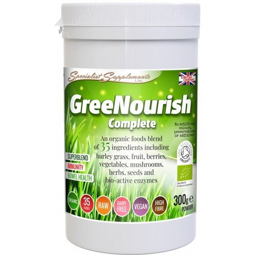 GreeNourish Complete 300g