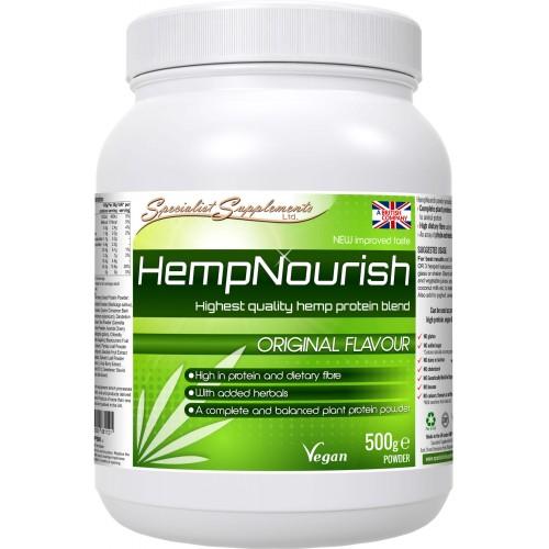 HempNourish v2 (HPP500) powder