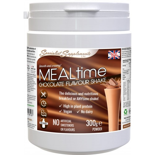 MEALtime Choc Protein Powder