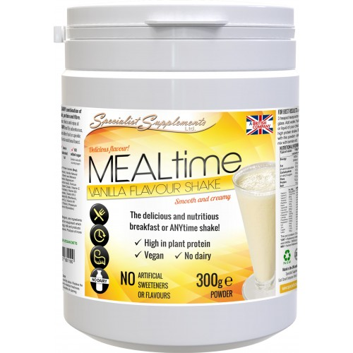 MEALtime Vanilla Protein Powder