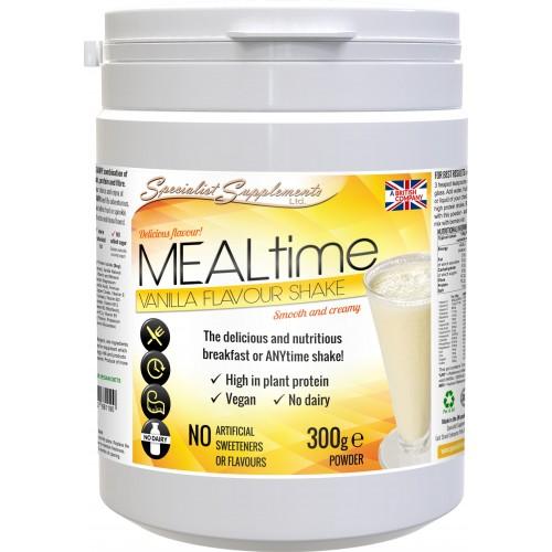 MEALtime Vanilla Protein Powder