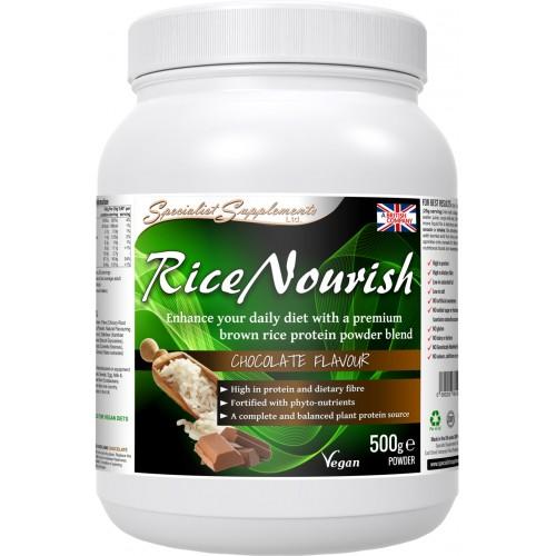 RiceNourish - choc v1 (RICE-CHOC-500) pdr