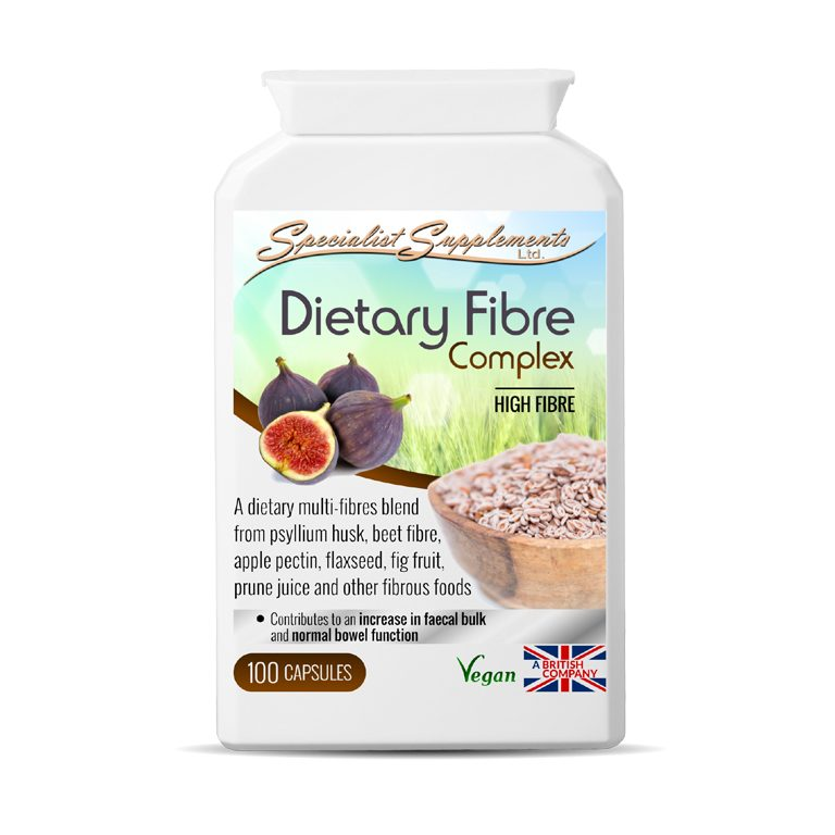Dietary Fibre Complex - High Fibre Digestive Supplement - Health Supplement