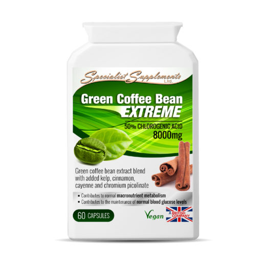 Green Coffee Bean Extreme - Slimming Aid with metabolism support / Health Supplements