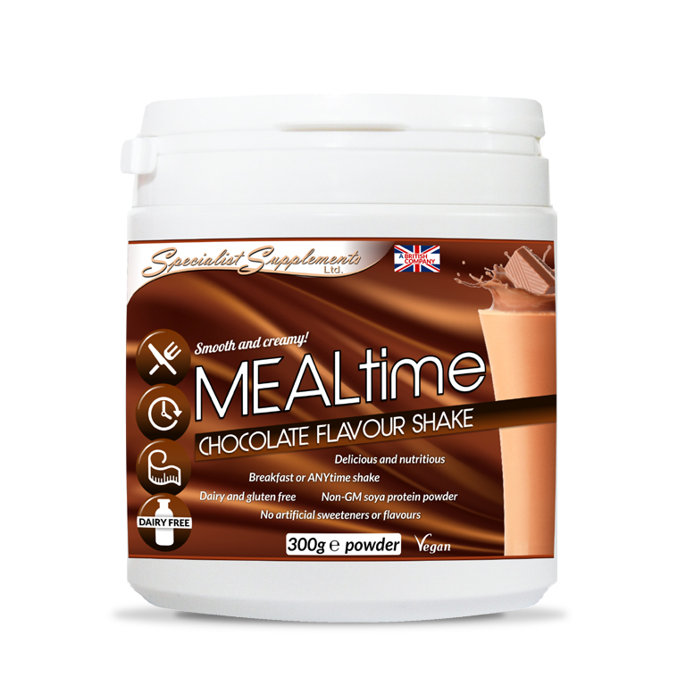 MEALtime chocolate flavour Protein Powder - Muscle, Sports and Fitness / Health Supplement