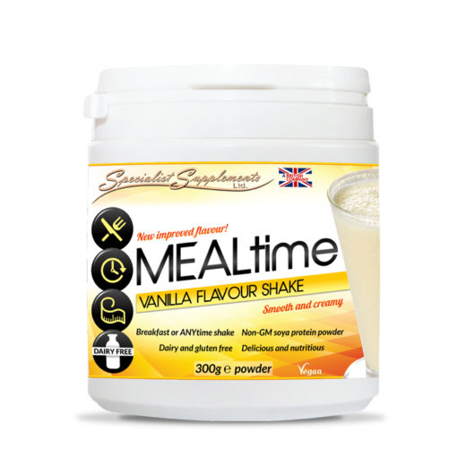 MEALtime Vanilla Flavour Protein Powder - Muscle, Sports and Fitness / Health Supplements