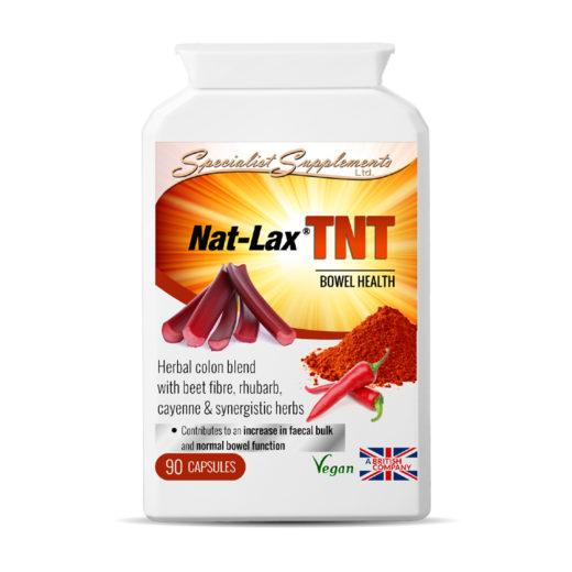 NatLax TNT - Colon Cleanse / Bowel Health Supplement