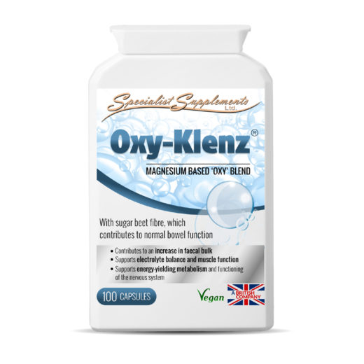 OxyKlenz - Magnesium Based / Digestive Health / Cleanse and Detox / Health Supplement