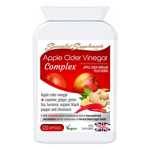 Apple Cider Vinegar Complex v1